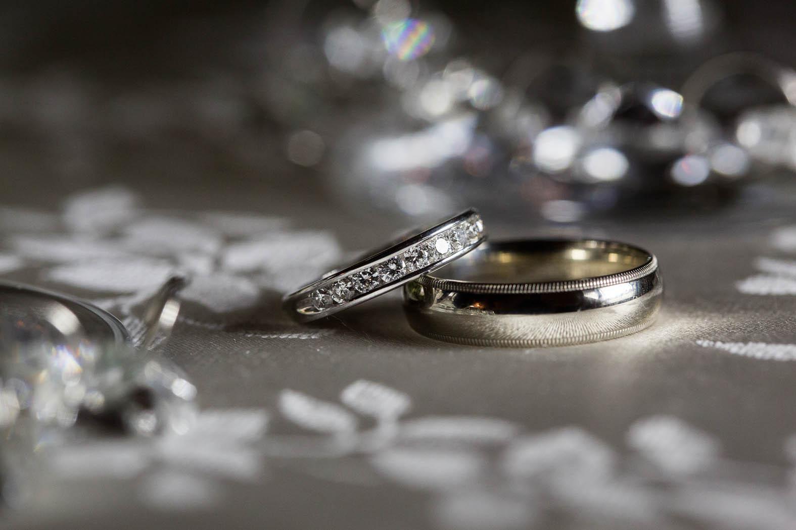 Wedding Rings Los Angeles Wedding Photographer Santa Monica
